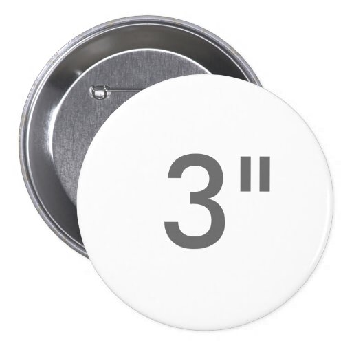 Custom print 3 large round button blank template zazzle for Design a button template free