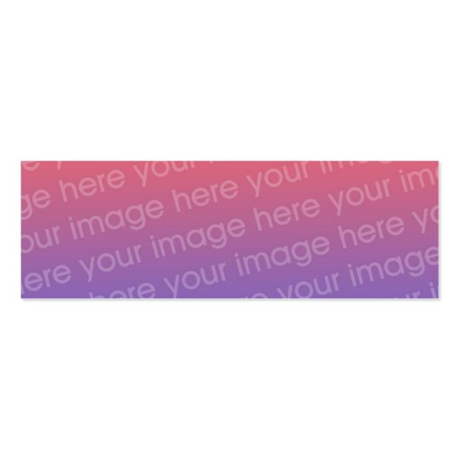 custom thank you photo bookmark w emerson quote business. Black Bedroom Furniture Sets. Home Design Ideas