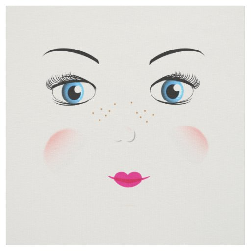 Craft Doll Faces Sale