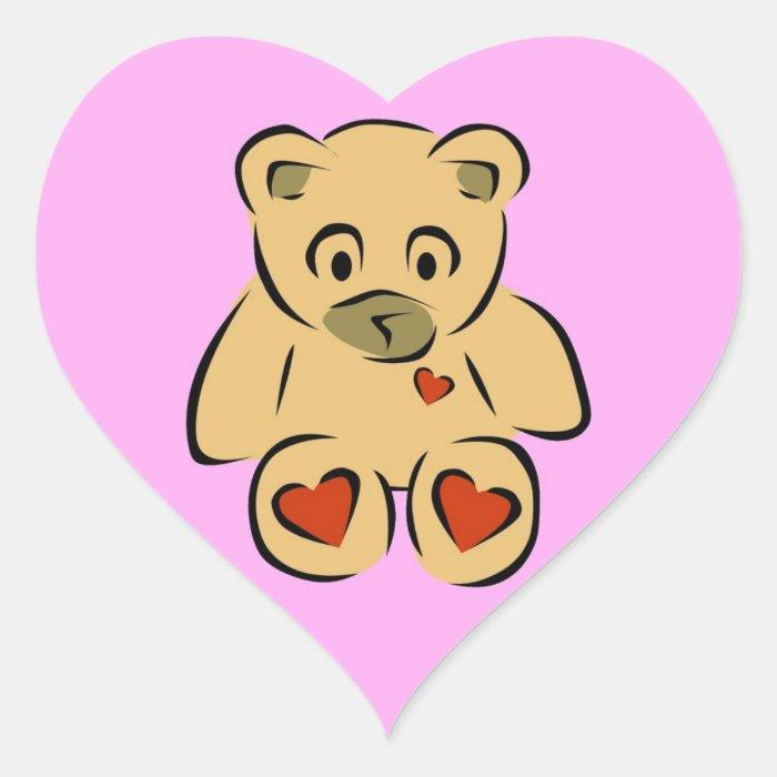 Animated love teddy bears