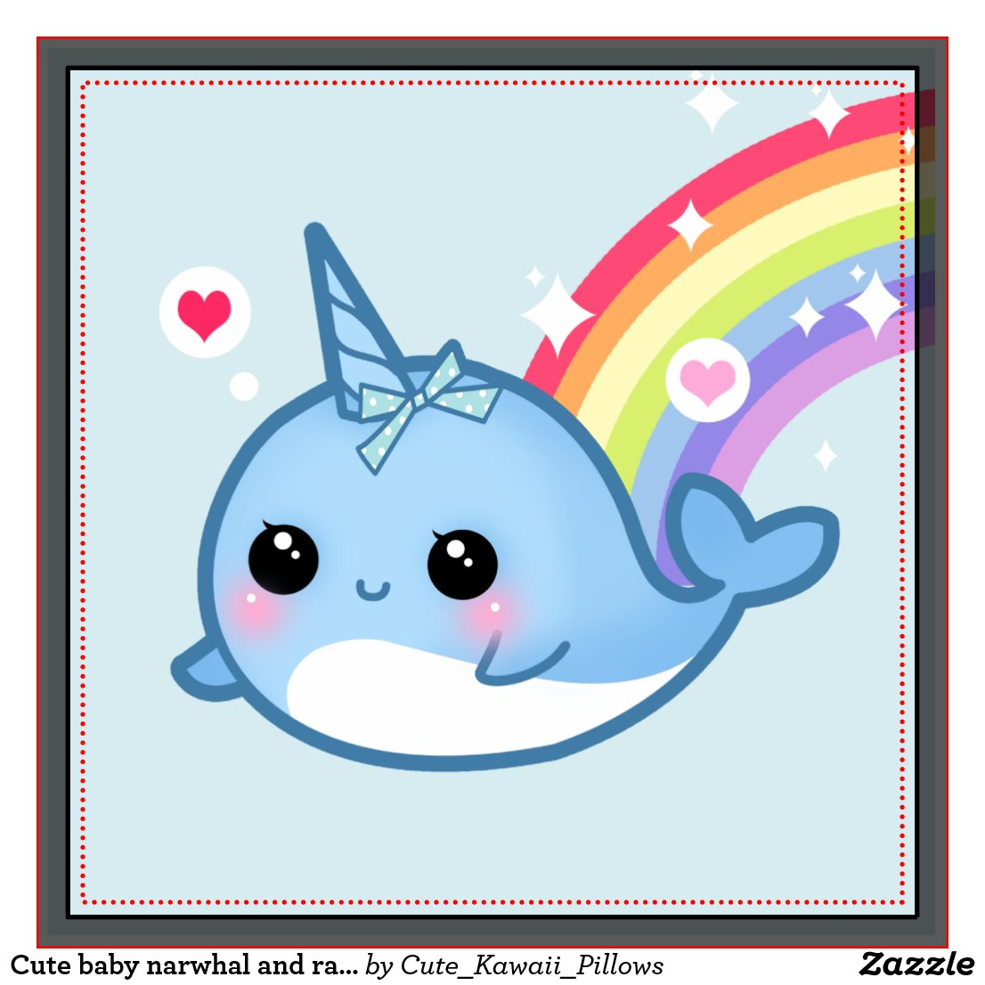 Cute baby narwhal - Cute narwhal wallpaper ...