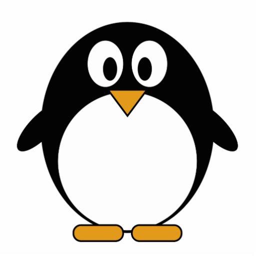 Cute Animated Penguin