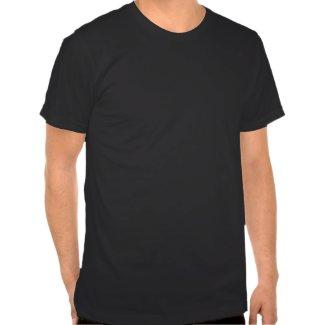 Cute Cartoon Siberian Husky T-Shirt shirt