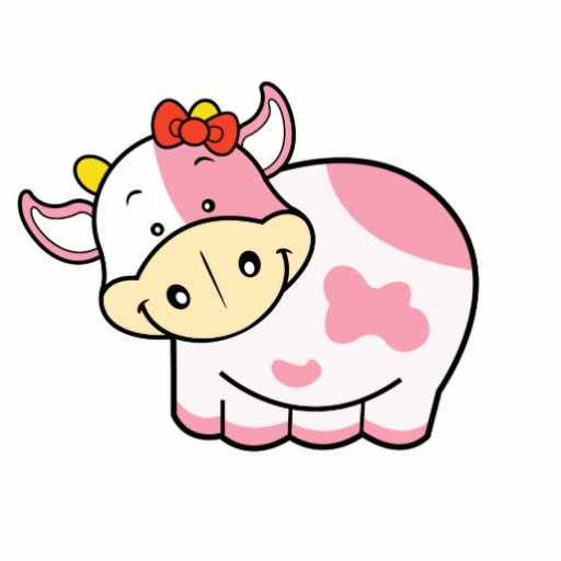 cow clipart simple - photo #13