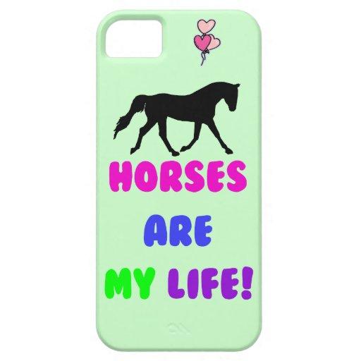 Iphone C Horse Cases
