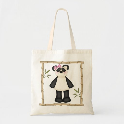 Cute panda bag 844e0b04e9ace