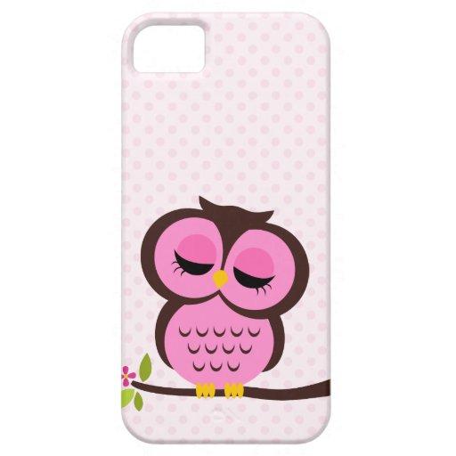 Cute Owl Iphone Cases