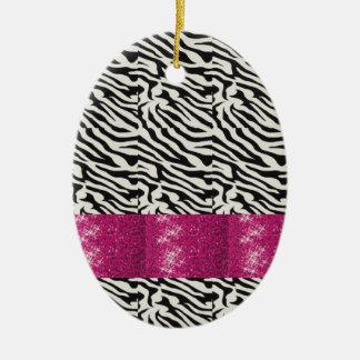 Zebra Christmas Ornaments & Zebra Ornament Designs | Zazzle