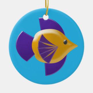Fish Theme Ornaments & Keepsake Ornaments   Zazzle