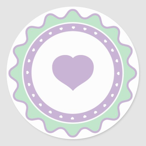 Purple Hearts Craft Supplies