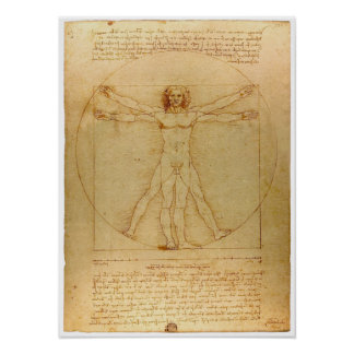 Gallery For > Da Vinci Vitruvian Man Censored