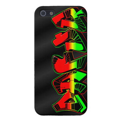 Rasta Iphone Case