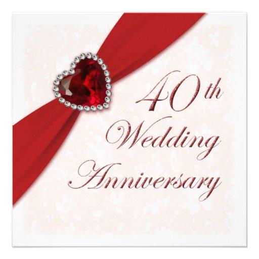 clipart ruby wedding anniversary - photo #4