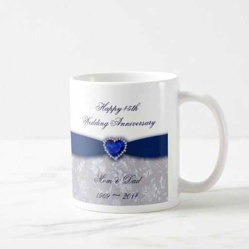 45 Wedding Anniversary Gift Ideas: T-Shirts, Art, Posters & Other