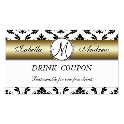 Free Printable Drink Voucher Free Printables Online Free