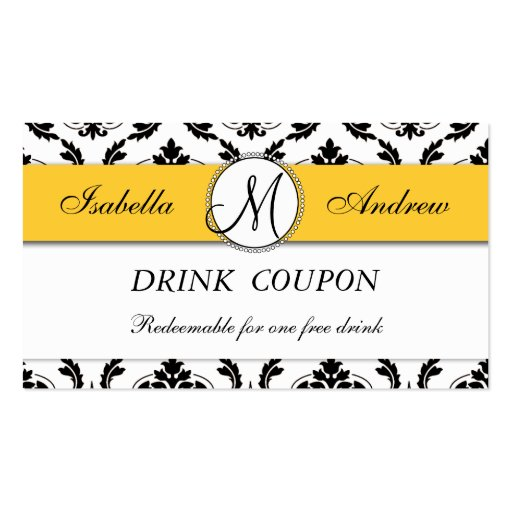 complimentary drink ticket template free drink ticket business card templates bizcardstudio
