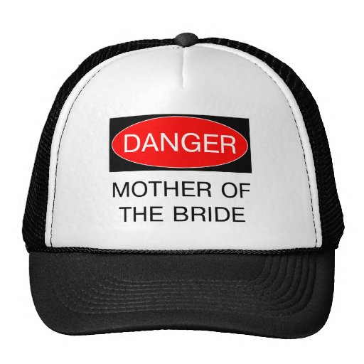 Mother Of The Bride Funny Wedding T-Shirt Trucker