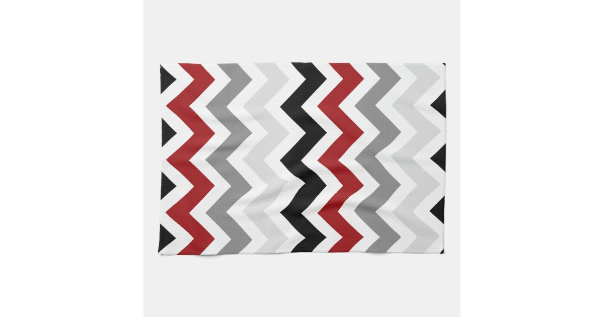 Black And White Kitchen Dish Towels