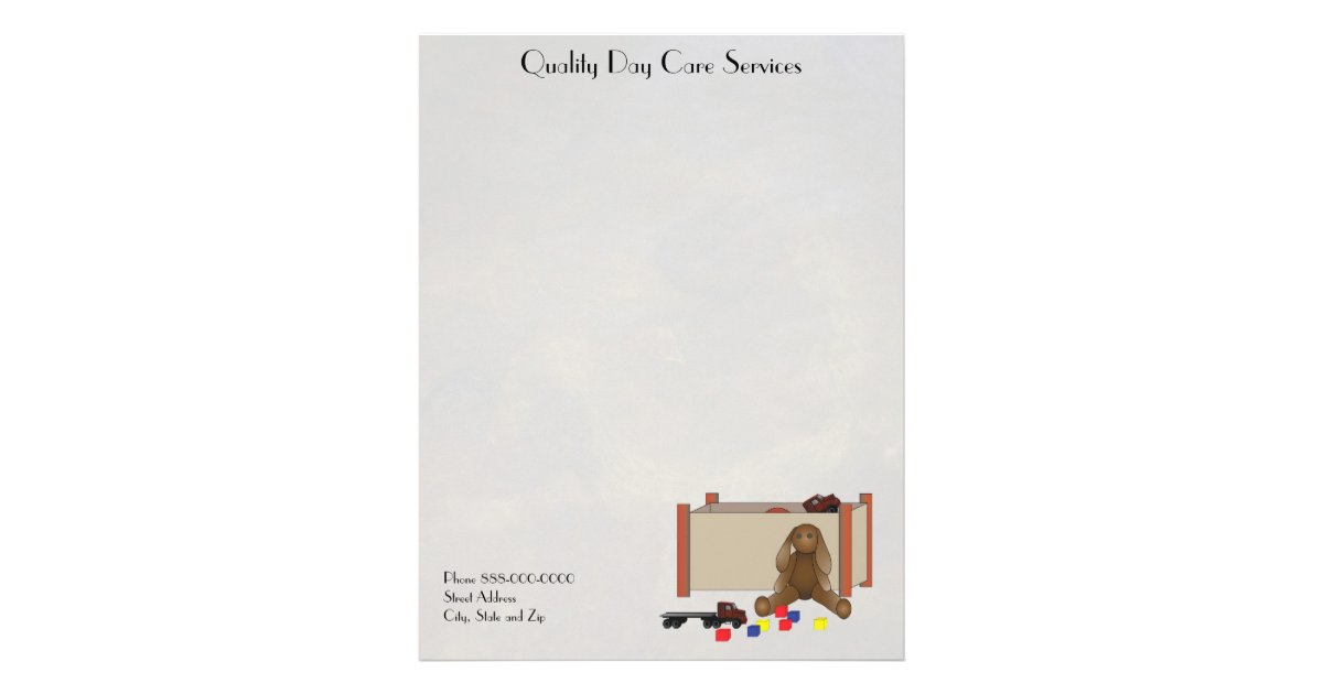 Day Care Letterhead Templates on day care ad templates, day care contract templates, day care flyer templates, day care weekly schedule template, day care invoice templates, day care marketing, day care window graphics, day care proposal templates, day care logos, day care certificate templates, day care business templates, day care newsletter templates, day care brochures, day care profit and loss statement template,