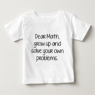 Funny Math Find X T-Shirts & Shirt Designs | Zazzle