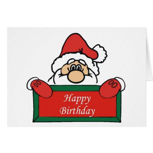 Happy Birthday December December Birthday Card...