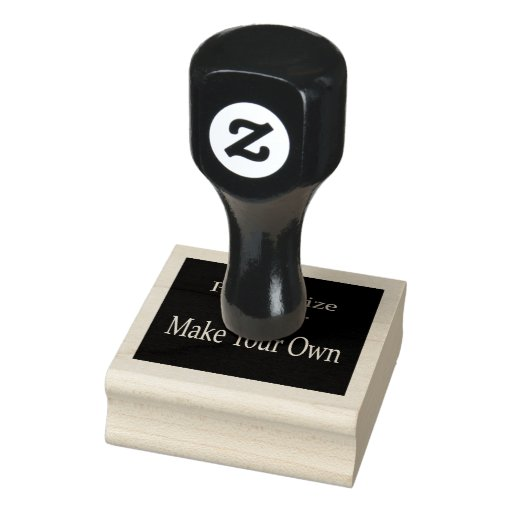 Design Your Own Rubber Stamp