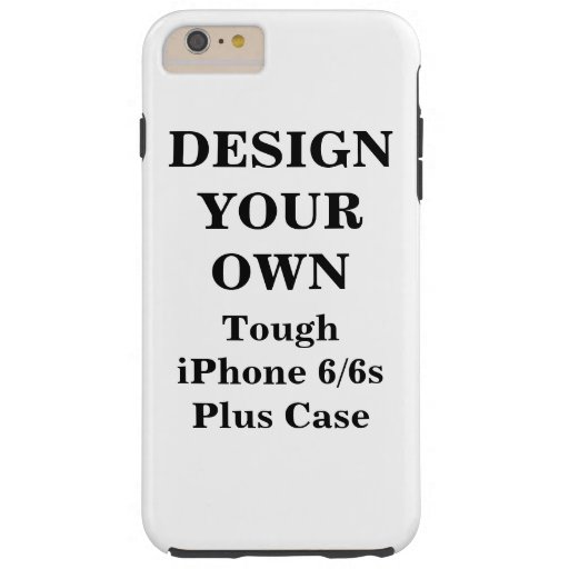 Customize Your Own Iphone S Plus Case