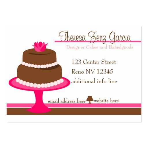 How To Make A Cake Decorating Business