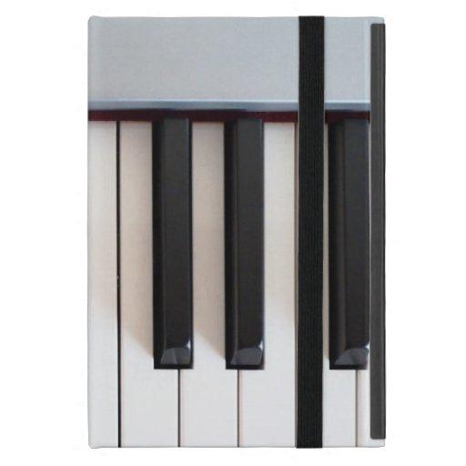 digital piano keyboard ipad mini covers zazzle. Black Bedroom Furniture Sets. Home Design Ideas