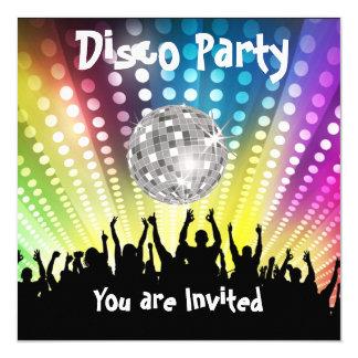 70s Party Invites