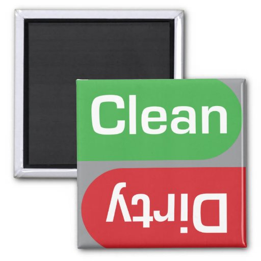 clean dirty dishwasher sign the image kid has it. Black Bedroom Furniture Sets. Home Design Ideas