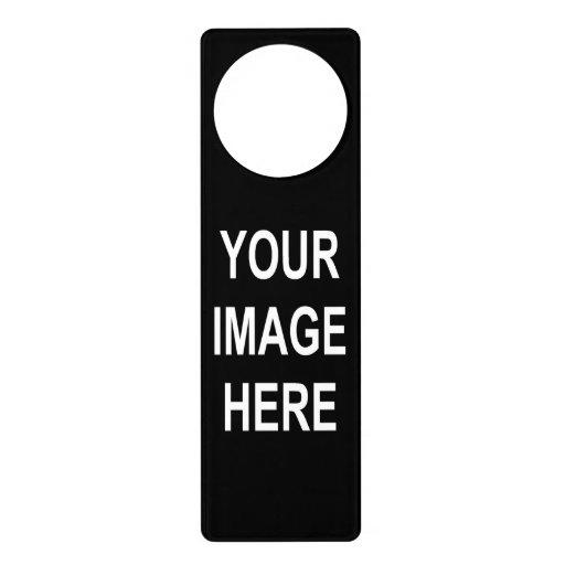 Design Your Own Door Hangers: DIY Design Your Own Custom Photo Door Hanger