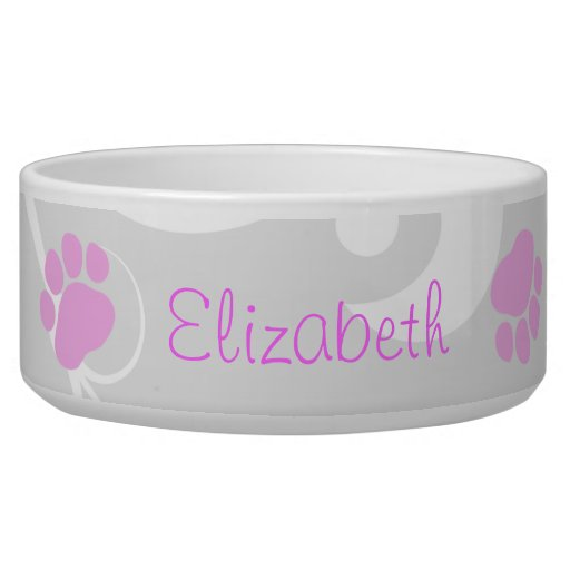 Name Pet Bowls, Name Dog Bowls, Name Cat Bowls - photo#16