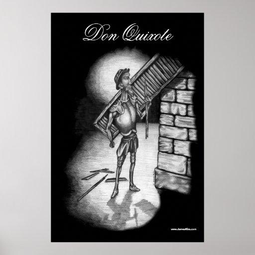 Don Quixote Quotes: Don Quixote Poster
