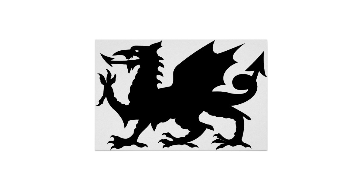Dragon Heraldry: Dragon Heraldry Poster