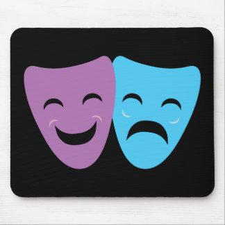 Theatre Masks Emoji - #GolfClub