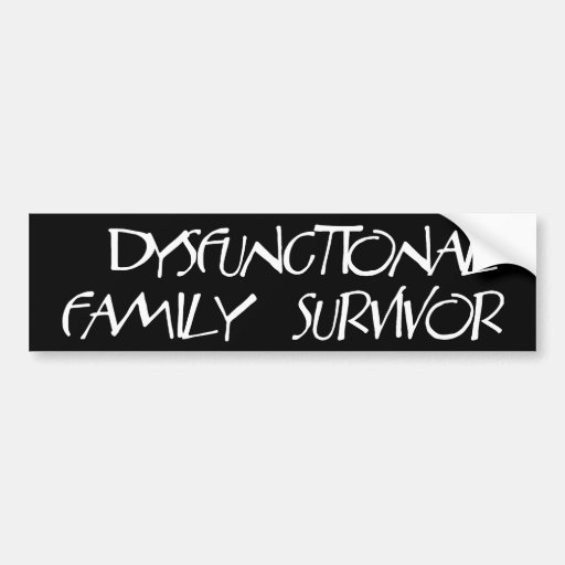 Dysfunctional Family Meaning