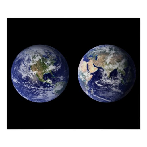 earth from outer space - photo #35