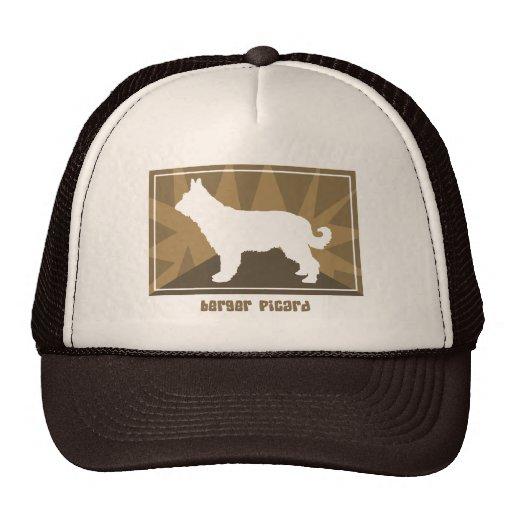 Earthy Berger Picard Trucker Hat | Zazzle