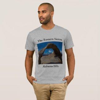 Eastern Sierra Alabama Hills Men's T-Shirt