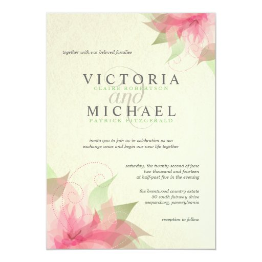 Recycled Paper Wedding Invitations: Eco-Friendly Recycled Paper Wedding Invitations