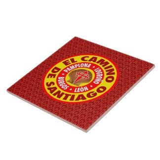 Santiago Ceramic Tiles Zazzle