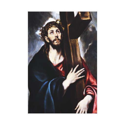 Christ carrying the cross el greco essay