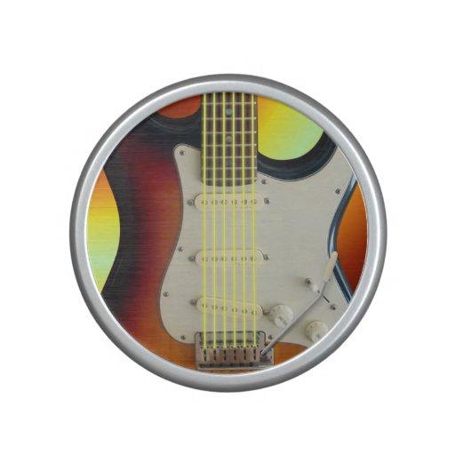 electric guitar art 1 bluetooth speaker zazzle. Black Bedroom Furniture Sets. Home Design Ideas