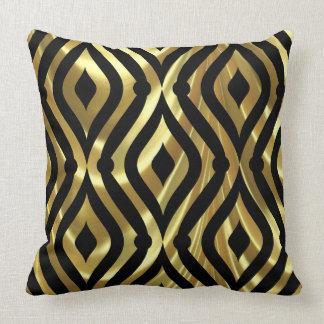 metallic gold pillows metallic gold throw pillows. Black Bedroom Furniture Sets. Home Design Ideas