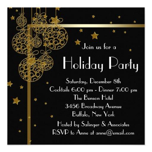 Most Popular Corporate Event Invitations