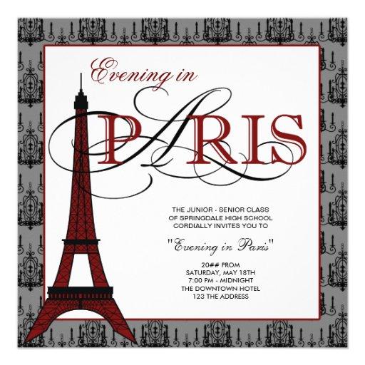 Personalized Homecoming Invitations | CustomInvitations4U.com