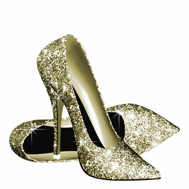 High Heels Shoe Magnet