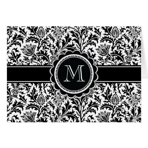 Elegant Black And White Floral Backgrounds