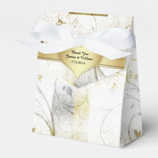 Elegant Wedding Paper Wedding Favor Gift Box Favor Box